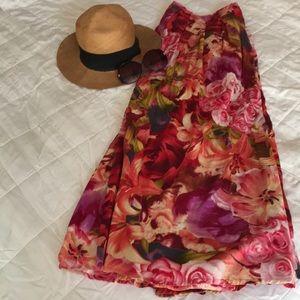 Dresses & Skirts - MAXI SKIRT SIZE 10